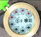 国信水表厂教你如何读指针式水表