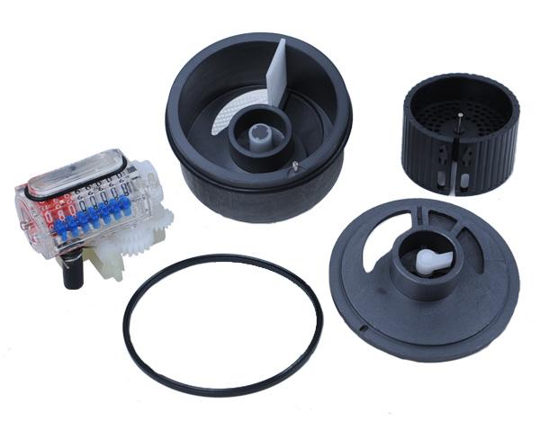 容积式水表机芯
