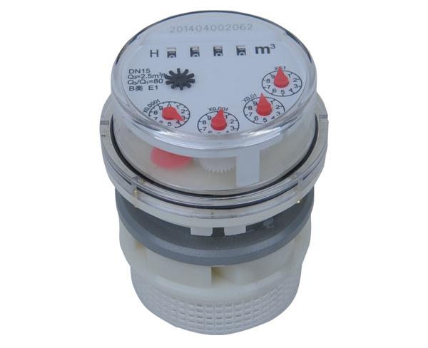 光电直读水表机芯