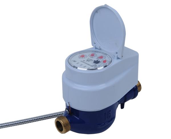 光电直读阀控水表