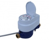 Direct-reading Valve Control Water Meter